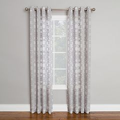 Corona 1-Panel Rodin Window Curtain