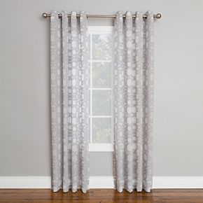 Corona 1-Panel Rodin Window Curtain