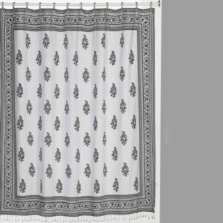 Creative Bath Nomad Cotton Shower Curtain