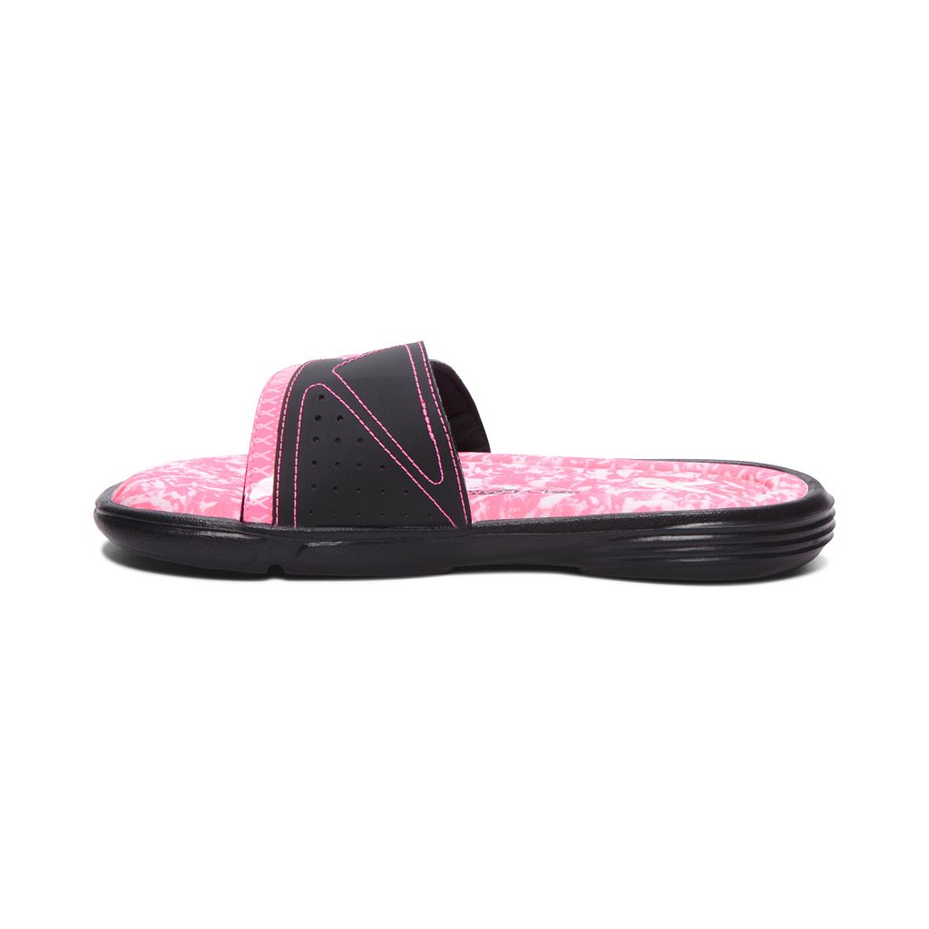 Under Armour Power In Pink Ignite VII Women's Slide Sandals