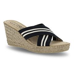 Tuscany by Easy Street Malone Women's Wedge Sandals