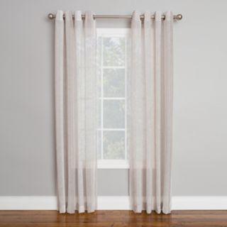 Corona 1-Panel Larkfield Window Curtain