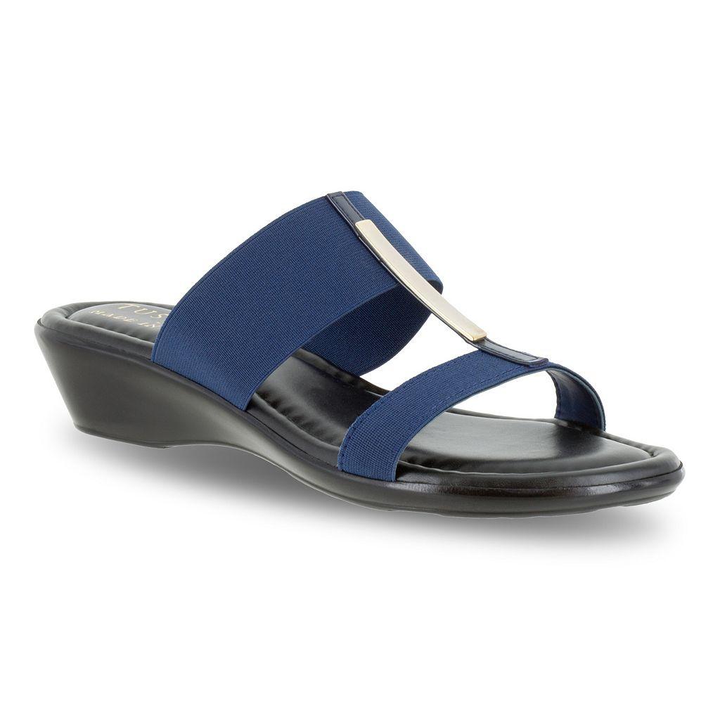 Tuscany by Easy Street Adda Women's Wedge Sandals