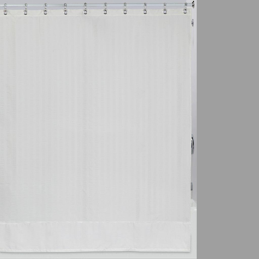 Creative Bath Pucker Shower Curtain