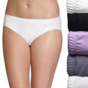 Fruit of the Loom 5-pack Breathable Micro Mesh Bikini Panties 5DBKBIK