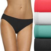 Fruit of the Loom 5-pack Breathable Micro Mesh Bikini Panties 5DBKBIK