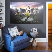 Pittsburgh Steelers Antonio Brown Montage Mural Wall Decal by Fathead