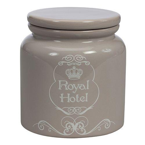 Creative Bath Royal Hotel Ceramic Jar