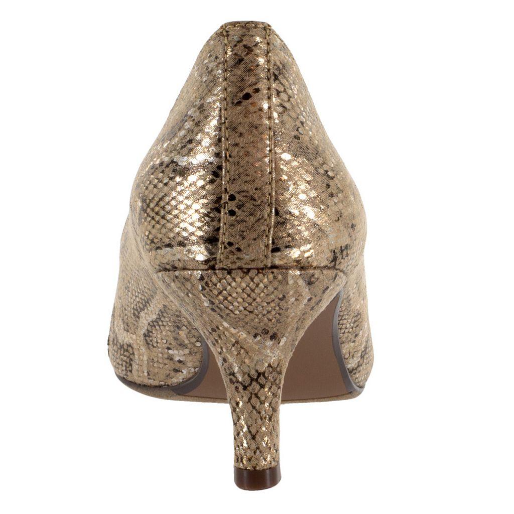 Easy Street Chiffon Women's High Heels