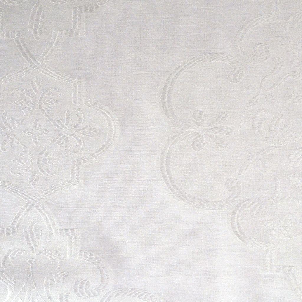 Peri Medallion Print Clip Sheer Curtain