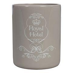 Creative Bath Royal Hotel Ceramic Wastebasket