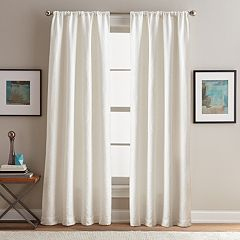 Peri Ottoman Wave Window Curtain