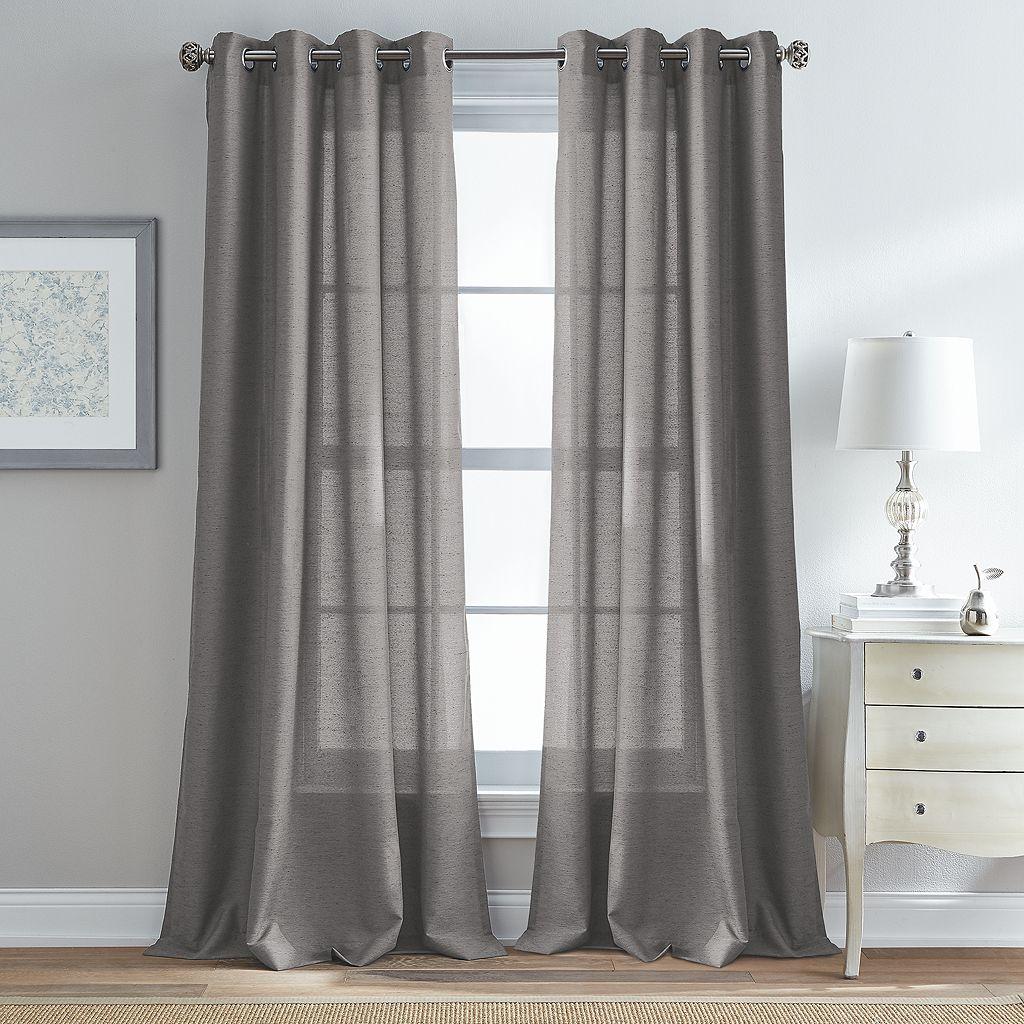 Peri Tussah Window Curtain