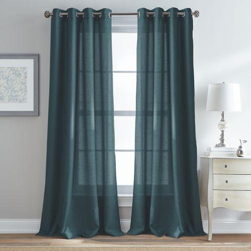 Peri Tussah Curtain