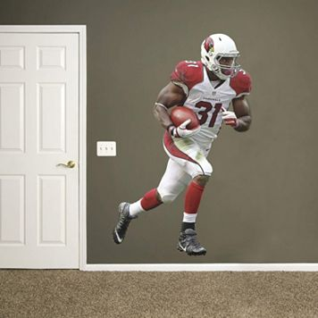 Arizona Cardinals David Johnson Wall Decal by Fathead