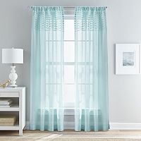 Peri Breeze Sheer Window Curtain