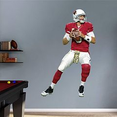 Arizona Cardinals Carson Palmer Wall Decal by Fathead