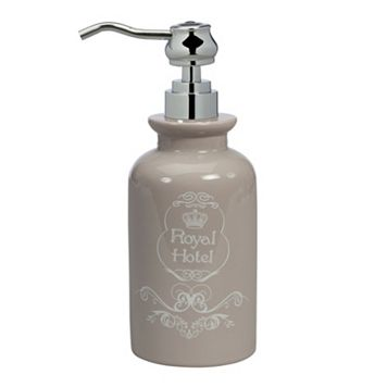 Creative Bath Royal Hotel Ceramic Lotion Pump