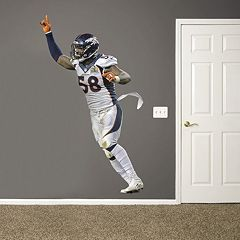 Denver Broncos Von Miller Super Bowl 50 MVP Wall Decal by Fathead