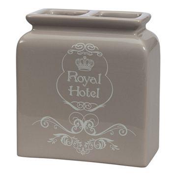 Creative Bath Royal Hotel Ceramic Toothbrush Holder