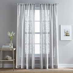 Peri Bridge Hampton Sheer Window Curtain