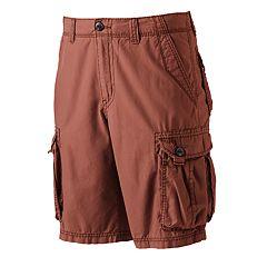 Mens Purple Cargo Shorts - Bottoms, Clothing | Kohl's