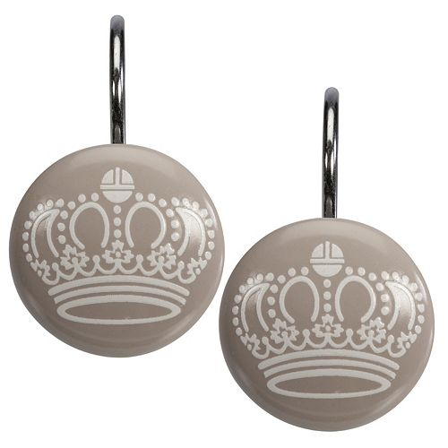 Creative Bath Royal Hotel Shower Curtain Hooks