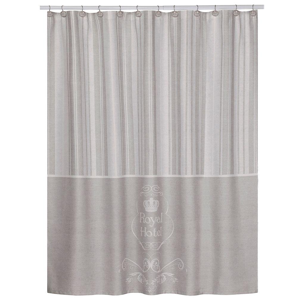 Creative Bath Royal Hotel Shower Curtain