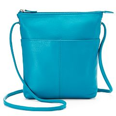 ili Leather Crossbody Bag
