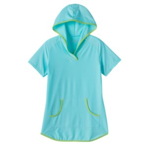 Girls 4-6x Free Country Short-Sleeved Swim Cover-Up