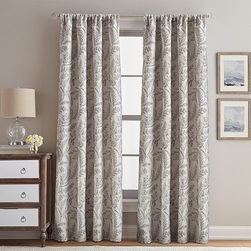 Peri 1 Panel Crystal Springs Window Curtain
