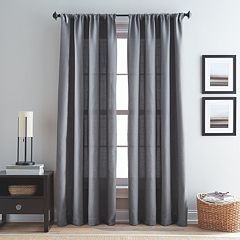 Peri 1-Panel Dune Window Curtain