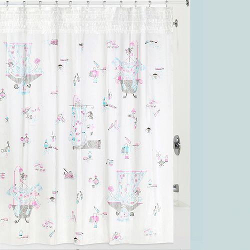 Creative Bath Oolala Shower Curtain