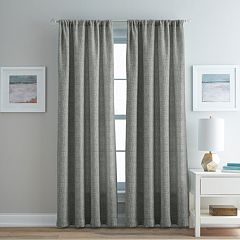 Peri 1-Panel Troy Window Curtain
