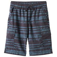 Boys 8-20 & Husky Urban Pipeline™ Pull-On Cargo Shorts