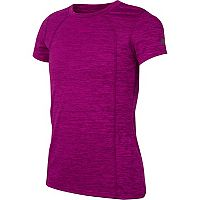 Girls 7-16 New Balance Short Sleeve Cross-Dyed Performance Tee