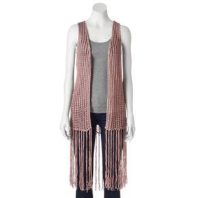 SONOMA Goods for Life? Crochet Vest