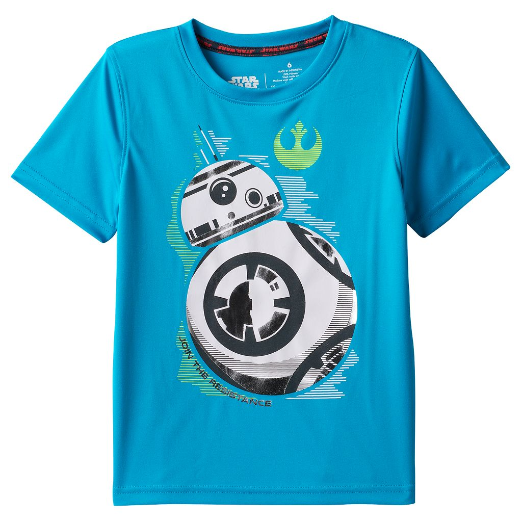 Boys 4-7x Star Wars a Collection for Kohl's BB-8