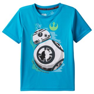 """Boys 4-7x Star Wars a Collection for Kohl's BB-8 """"Join the Resistance"""" Graphic Tee by Jumping Beans®"""