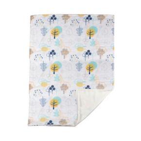 Poppi Living Print Stroller Blanket