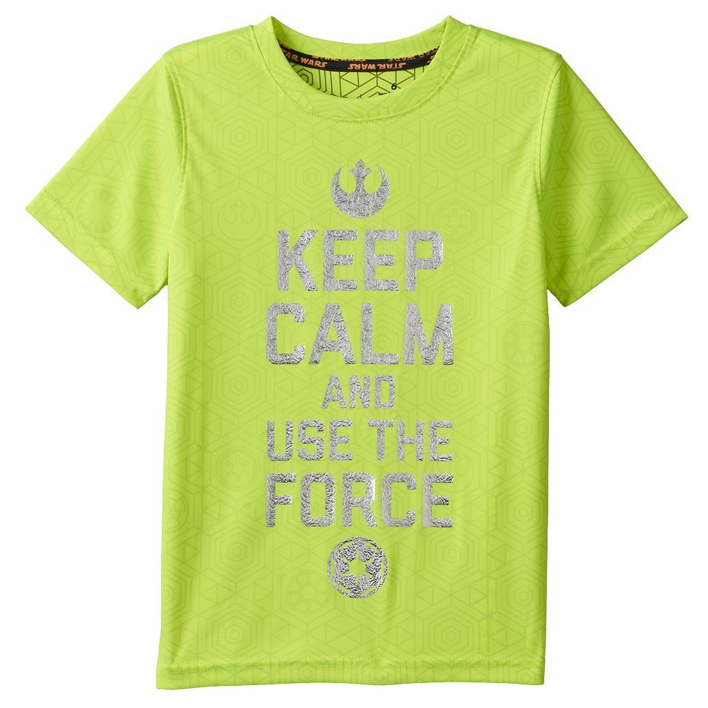 Boys 4-7x Star Wars a Collection for Kohl's