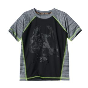 Boys 4-7x Star Wars a Collection for Kohl's Darth Vader Space-Dyed Sporty Graphic Tee