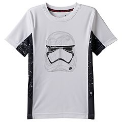 Boys 4-7x Star Wars a Collection for Kohl's Storm Trooper Mesh Tee by Jumping Beans®