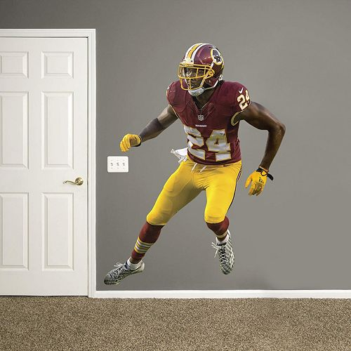 Washington Redskins Josh Norman Real Big Wall Decal by Fathead