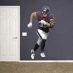 Houston Texans J.J. Watt Real Big Wall Decal by Fathead