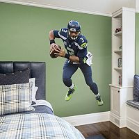Seattle Seahawks Russell Wilson Real Big Wall Decal by Fathead