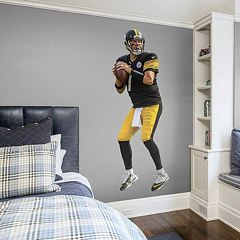 Pittsburgh Steelers Ben Roethlisberger Wall Decal by Fathead
