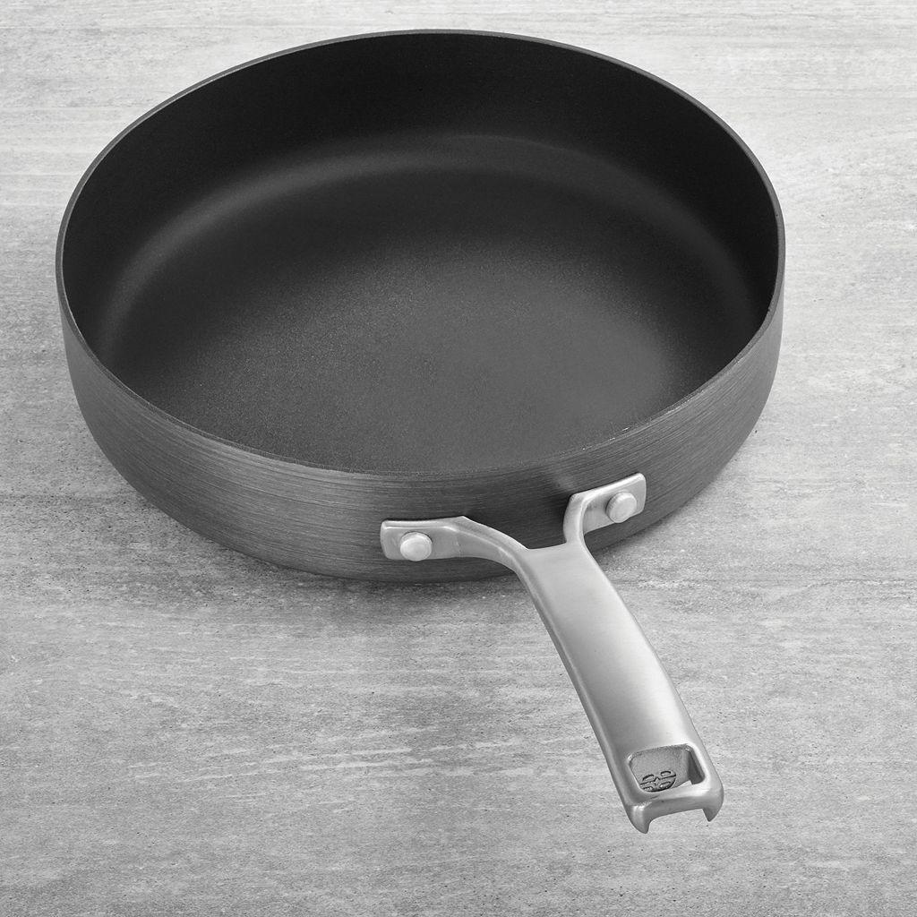 Calphalon Classic 3-qt. Hard-Anodized Nonstick Saute Pan
