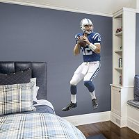 Indianapolis Colts Andrew Luck Wall Decal by Fathead