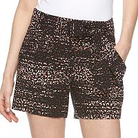 Women's Apt. 9® Print Soft Shorts